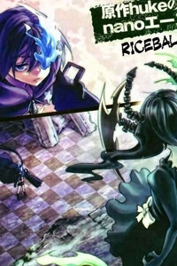 Black Rock Shooter-Chan
