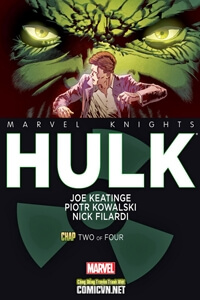 Marvel Knights - Hulk (2014)