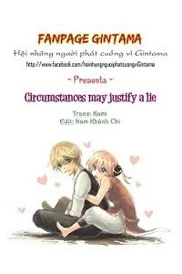 Gintama Doujinshi - Circumstances may justify a lie