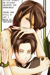 SnK - LeMi Doujinshi Collection