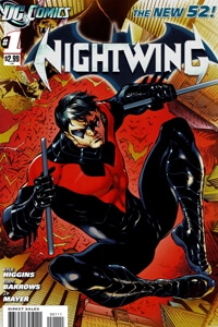 The New 52 - Nightwing