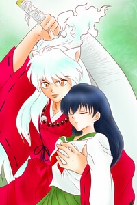 Inuyasha Doujinshi collection
