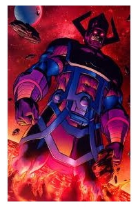 The Galactus Trilogy