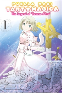 Puella Magi Tart Magica: Legend of Jeanne d'Arc