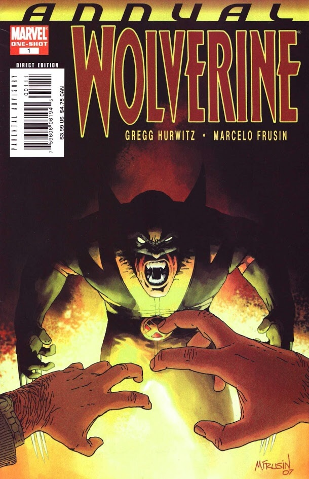 Wolverine: The Death Song of J. Patrick Smitty (One Shot)
