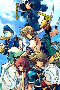 Kingdom Heart II