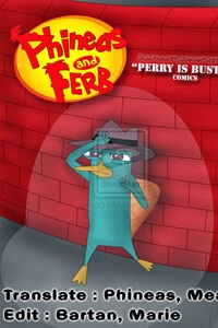 Perry Is Busted