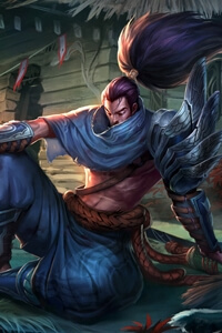 trsamurai expressions -cuộc sống của yasuo