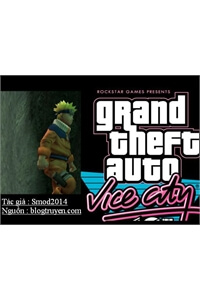 Grand Theft Auto - Vice City Mod Sasuke