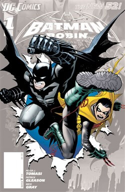 Batman and Robin - New 52