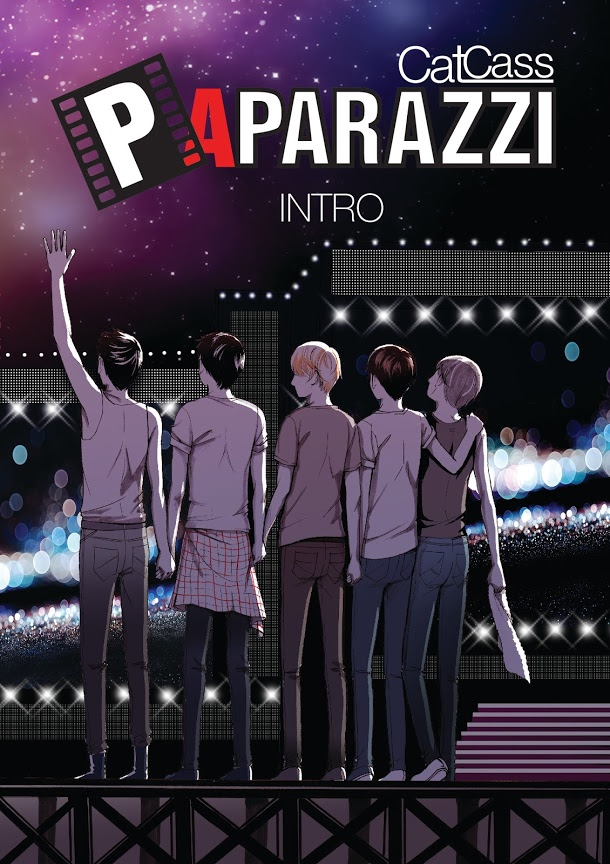PAPARAZZI (from Cass to TVXQ) – Truyện tranh